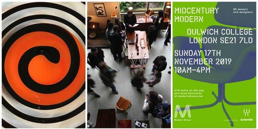 Midcentury Modern® Vintage & Contemporary Interior Show