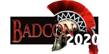 BADcon 2020 Wargames Weekend tickets