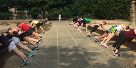 Power Burn Outdoor Bootcamp tickets