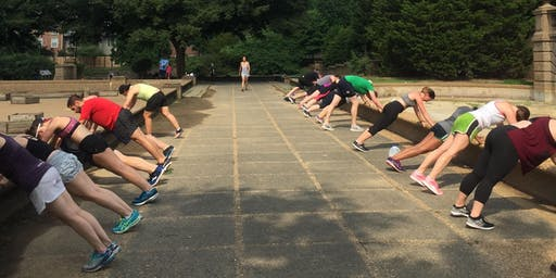 Power Burn Outdoor Bootcamp