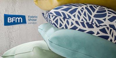 BFM Fabric Show London 2020