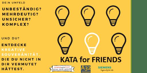 KATA for FRIENDS