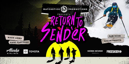 "MSP Films ""Return to Send'er"" Rheged Centre Screening 06.11.19"