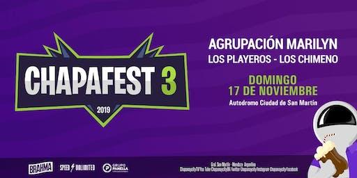 Chapa Fest 3