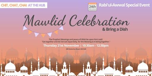 Chit Chat Chai | Mawlid Celebration (Ladies - Thurs 21st Nov | 10:30AM)