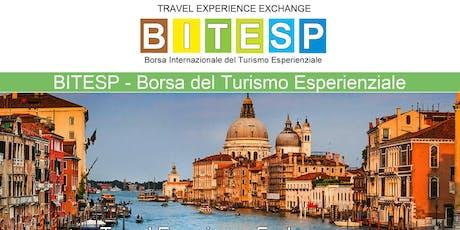 Bitesp - Borsa Internazionale del Turismo Esperienziale biglietti