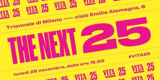 THE NEXT 25