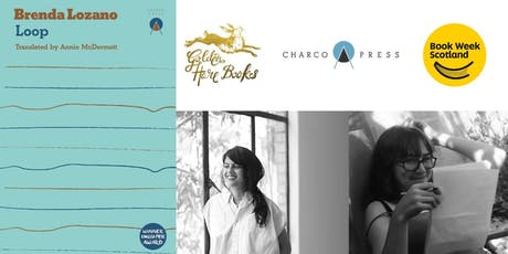 LOOP: An Evening with Charco Press (Book Week Scotland Special Event) entradas
