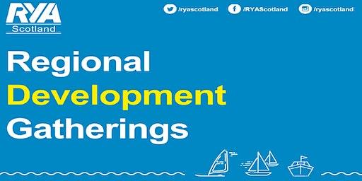 RYA Scotland Development Gatherings 2019/20 - Royal Tay YC, Dundee
