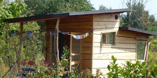 Sleeping in Wooden House   Overnachten in Houten   DDW @ Atelier NL