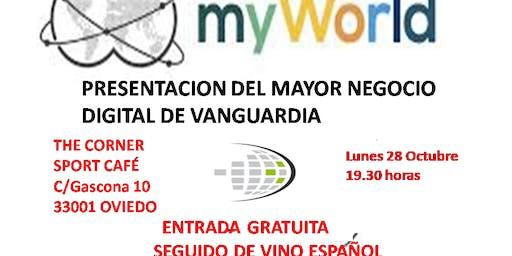 PRESENTACION DEL MAYOR PROYECTO DIGITAL DE VANGUARDIA