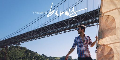 Gay Boat Sunset | The Late Birds Lisbon | October 26