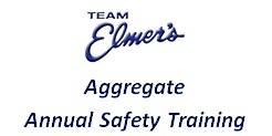 Aggregate Safety Training