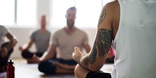Yoga & Meditation (All Levels)