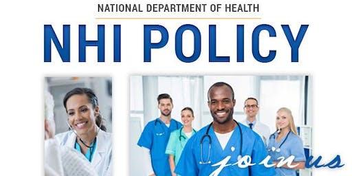 Health Professional Business Forum  - 28 October 2019