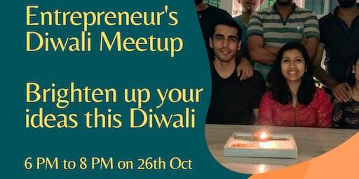 Entrepreneur's Diwali Meetup - Festive Edition