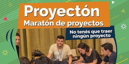 Proyectón - Maratón de proyectos