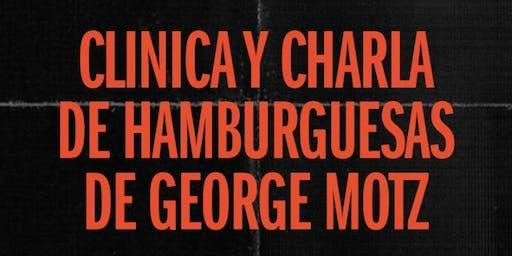 Clinica de Hamburguesas de George Motz