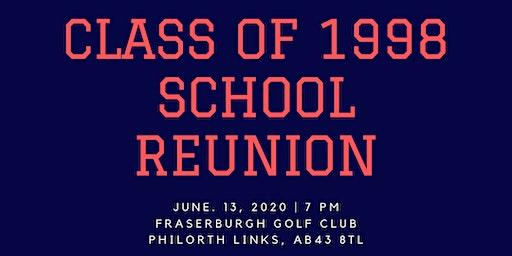 Fraserburgh Academy Reunion 2020
