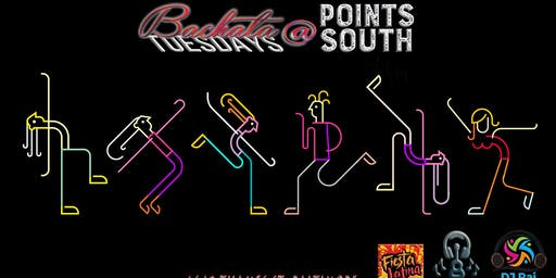 Bachata Tuesdays at Points South
