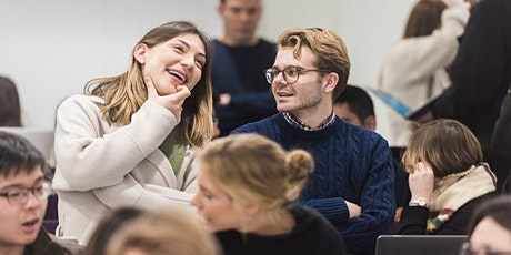 UCL Security and Crime Science Postgraduate Taught Programmes Open Evening tickets