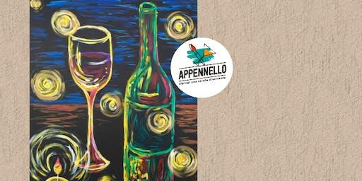 Vin Gogh: aperitivo Appennello a Milano