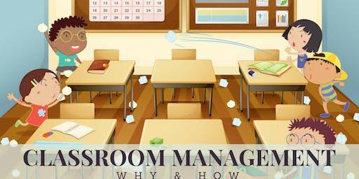 Classroom Management TrainingPBIS Region IV