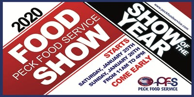 Peck Food Service Food Show