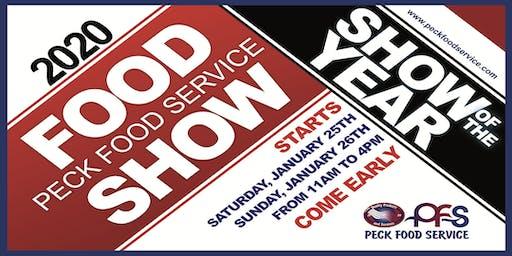 Peck Food Service Food Show