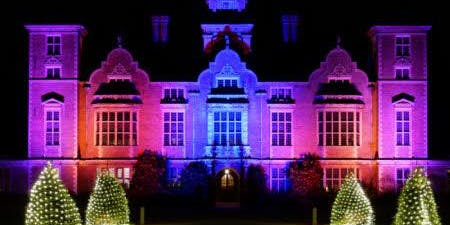 Christmas house timed tickets 14 - 20 December