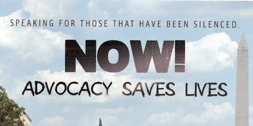 NOW! Advocacy Saves Lives