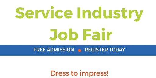 Service Industry Job Fair