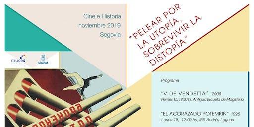CINE E HISTORIA- MUCES 2019