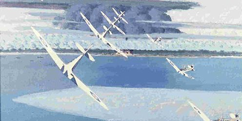 Adult Lecture Series:The RAF and the Luftwaffe in the evacuation of Dunkirk