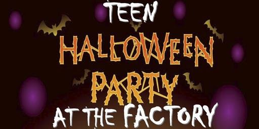 Halloween Monster Mash Teen Bash