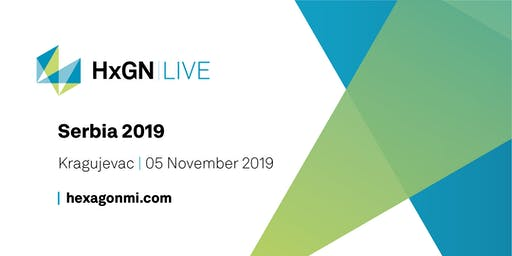 HxGN LIVE - Serbia 2019