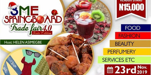 SME Springboard Trade Fair 4.0