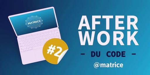 L'Afterwork du code #2 : venez découvrir le langage Python