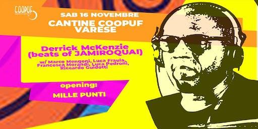 Derrick mcKenzie (JAMIROQUAI) + Mille Punti