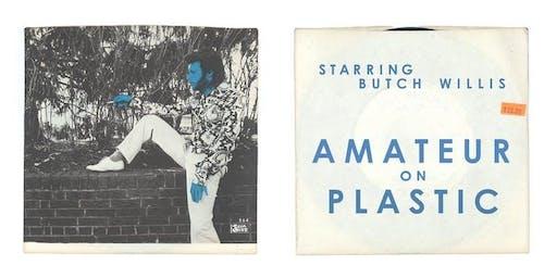 Amatuer on Plastic FREE Chicago Premier 11/18 730p Evanston Firehouse Grill