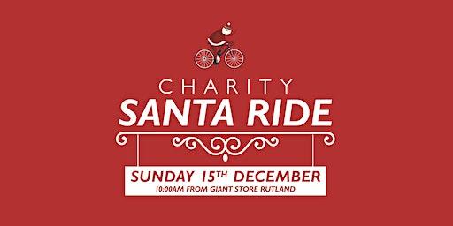 Charity Santa Bike Ride