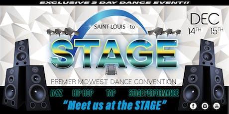 Saint Louis To STAGE Premier Midwest Dance Convention tickets