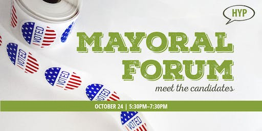 Mayoral Forum: Meet the Candidates