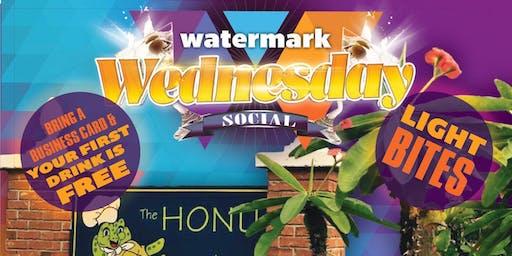 November's Watermark Wednesday Social Networking Mixer