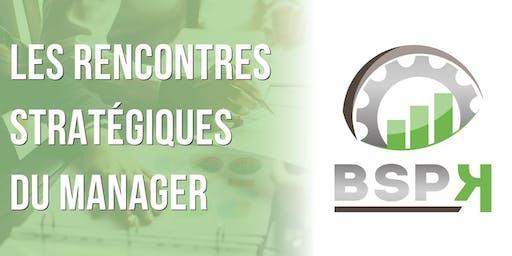 Les Rencontres Stratégiques du Manager BSPK - La santé des CEO