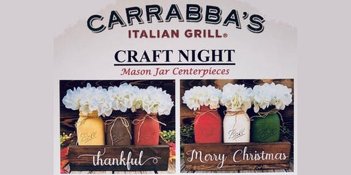 Carrabba's Central Islip Craft Night