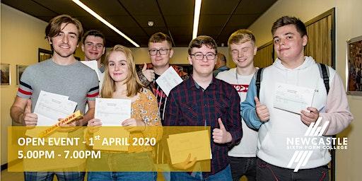 Open Event - April 2020