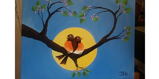 Birds of a Feather! - Fundraiser for Agape Food Pantry