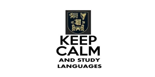 Open Day -Why study languages, literatures  and cultures in Trinity College