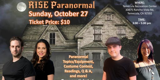 Explore The Mystery Of The Paranormal
